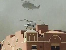 Arabistan'da yangın: 11 ölü, 219 yaralı