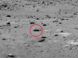 Mars'ta bilim adamlarını şaşkına çeviren görüntü