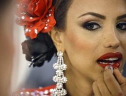 Trans güzellik yarışmasında iki Türk