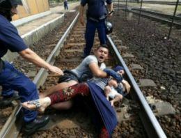 Macaristan'da göçmen krizi