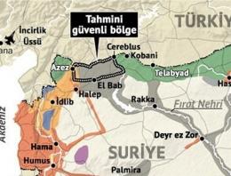 Suriye sınırının hemen ötesinde katliam gibi çatışma