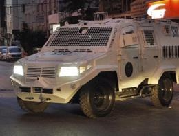 PKK banka nakil aracını gaspetti!