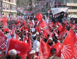 Tokat CHP mitingi iptal edildi