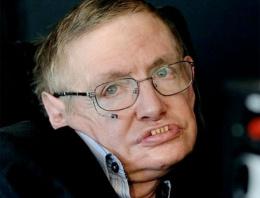 Stephen Hawking'ten robot uyarısı!