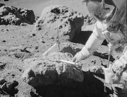NASA ilk kez yayınladı Ay Görevi'nin bilinmeyen fotoğrafları