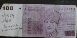 Arjantin parasına Atatürk'ün resmi bastılar