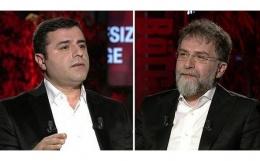 Demirtaş'tan Ahmet Hakan itirafı