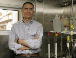 Aziz Sancar ilk açıklama işte Nobel kazanan projesi