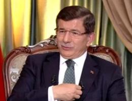 Başbakan Davutoğlu canlı yayında!