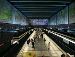 Avrupa'nın en büyük 20 metrosu!