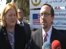 ABD Büyükelçisi'nden Digitürk tepkisi