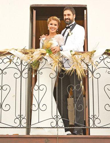Gülben Ergen'in eşi için attığı fotoğraf