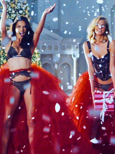 Victoria's Secret'ın baş döndüren yeni reklam filmi!