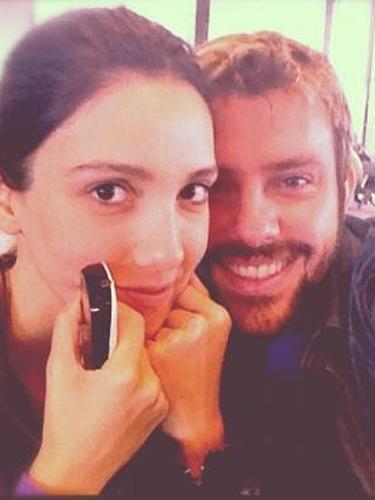 Oyuncu Salih Bademci nişanlandı!