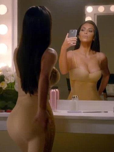 Kim Kardashian'ın yeni imajıyla dalga geçtiler!