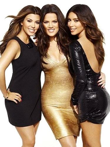 'Kardashianlar normal bir aile'