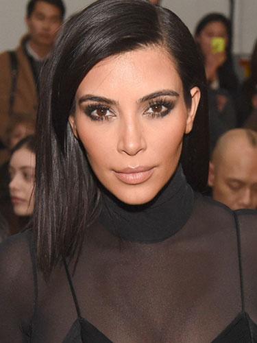 Kim Kardashian'ın artık yüzü gülmüyor