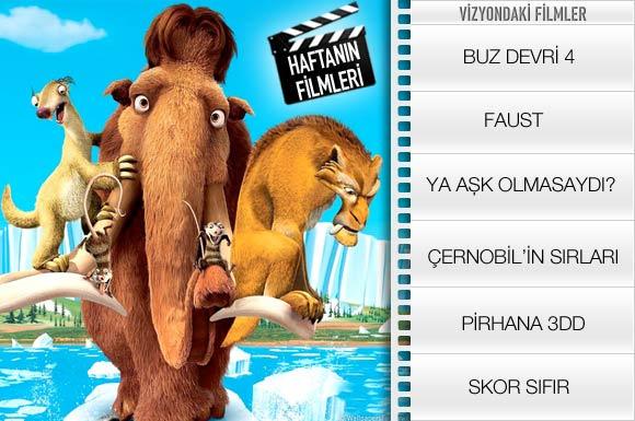 Haftanın yeni filmleri