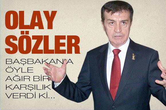 Pamukoğlu'ndan Erdoğan için olay sözler