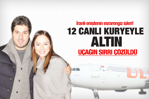 O altınlar Ebru Gündeş'in kocasının çıktı!