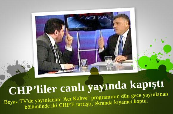 Beyaz TV'de yayınlanan