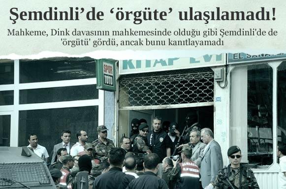 Şemdinli Davası'nda, sanık astsubaylar Ali Kaya, Özcan İldeniz ve terör örgütü PKK itirafçısı Veysel Ateş'e verilen cezanın gerekçeli kararı açıklandı