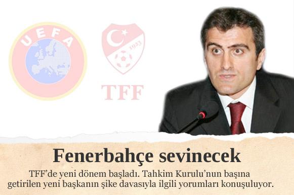 Tahkim Kurulu'nun yeni başkanı Av. Engin Tuzcuoğlu, geçmişteki açıklamalarıyla gündemin ilk sırasına çıkacağa benziyor.