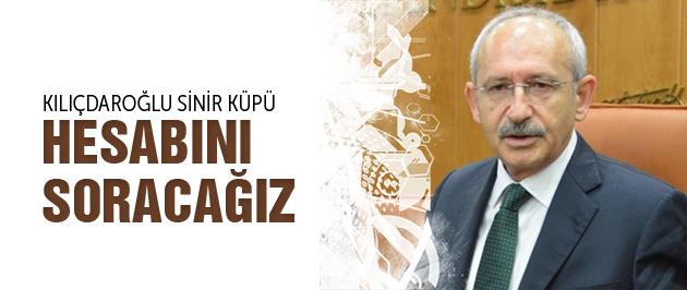 Kılıçdaroğlu o yumrukla ilgili konuştu