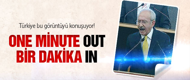 One Minute Out,Bir Dakika In