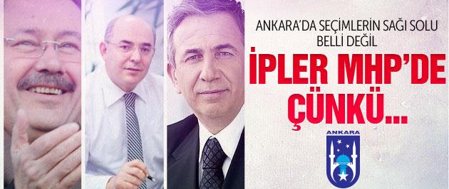 Ankara'da seçim sonuçları ne olur kim kazanır?