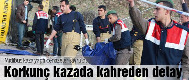İzmir'deki kazada şoke eden detay!