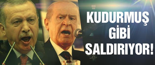 MHP'li Oktay Vural'dan Erdoğan'a yaylım ateşi!