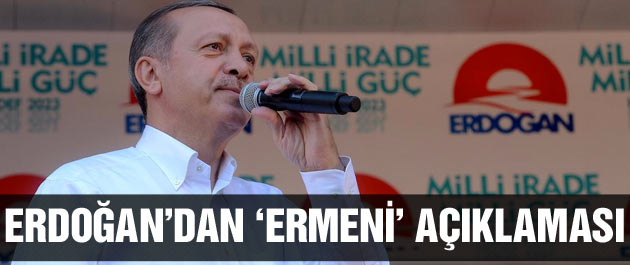kişi yakalandı SON DAKİKA Erdoğan'dan yeni Ermeni ...