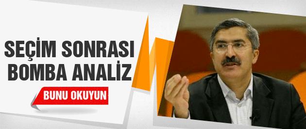 YAYMAN'DAN BOMBA ANALİZLER