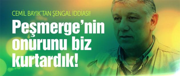 Cemil Bayık: KDP ve Peşmerge'nin onurunu biz kurtardık!