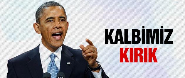 Obama'dan öldürülen gazeteci için açıklama