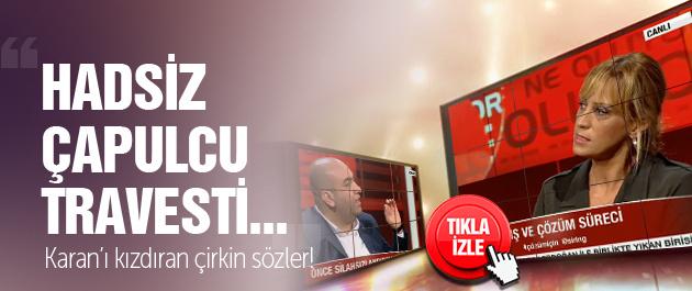 CNN Türk ekranında