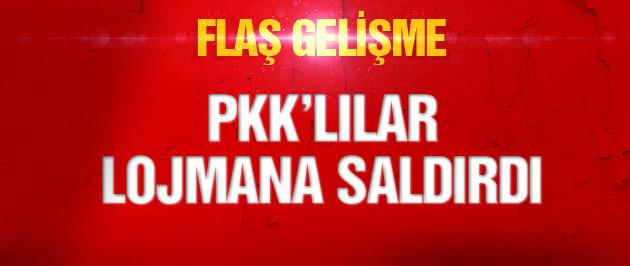 Diyarbakır'da roketatarlı saldırı
