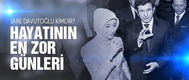 Ahmet Davutoğlu'nun eşi Sare Davutoğlu kimdir?