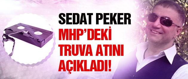 Peker'den MHP'yi kar��t�racak kaset iddias�!
