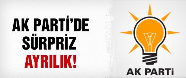 Erol Olçak AK Parti'den ayrıldı!