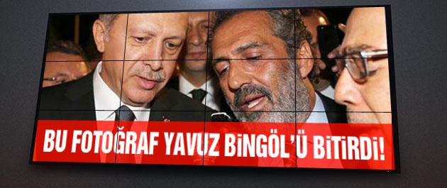 Bu fotoğraf Yavuz Bingöl'ü Twitter'da bitirdi!