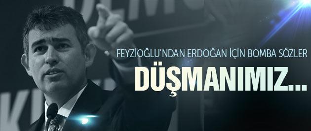 Metin Feyzioğlu'dan Erdoğan'a sert mesajlar