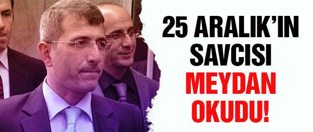 25 Aralık'ın savcısından olay açıklama!