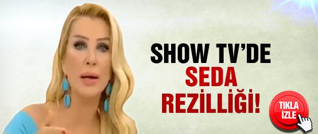 Seda Sayan'a tepki yağıyor!