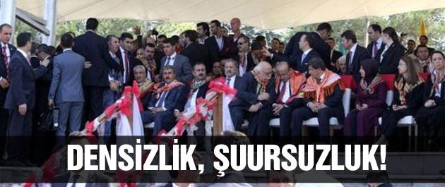 Söğüt'te çıkan olaylara Akdoğan'dan sert yorum