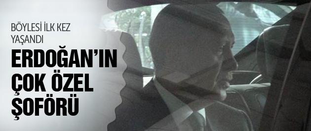 Katar Şeyhi Erdoğan'a şoförlük yaptı