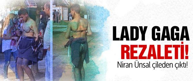 Niran Ünsal'dan Lady Gaga isyanı!