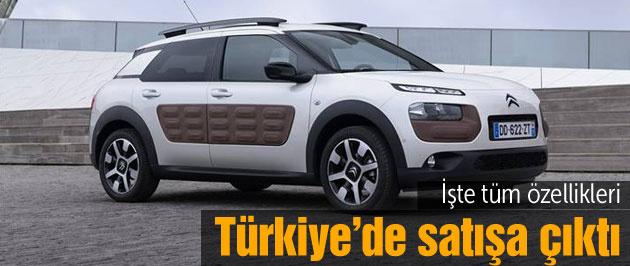 Merakla beklenen otomobil Türkiye'ye geldi