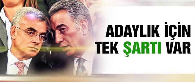 Galatasaray'da bir başkan adayı daha